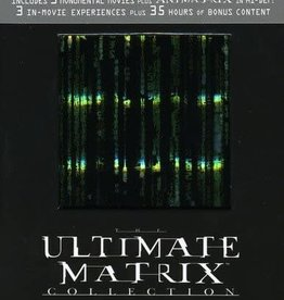 Used Bluray Ultimate Matrix Collection