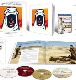 Used Bluray Lawrence of Arabia 50th Anniversary Box Set