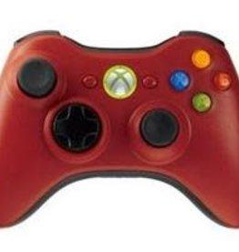Xbox 360 Xbox 360 Wireless Controller (Red & Black)