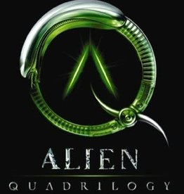 DVD Used Alien Quadrilogy