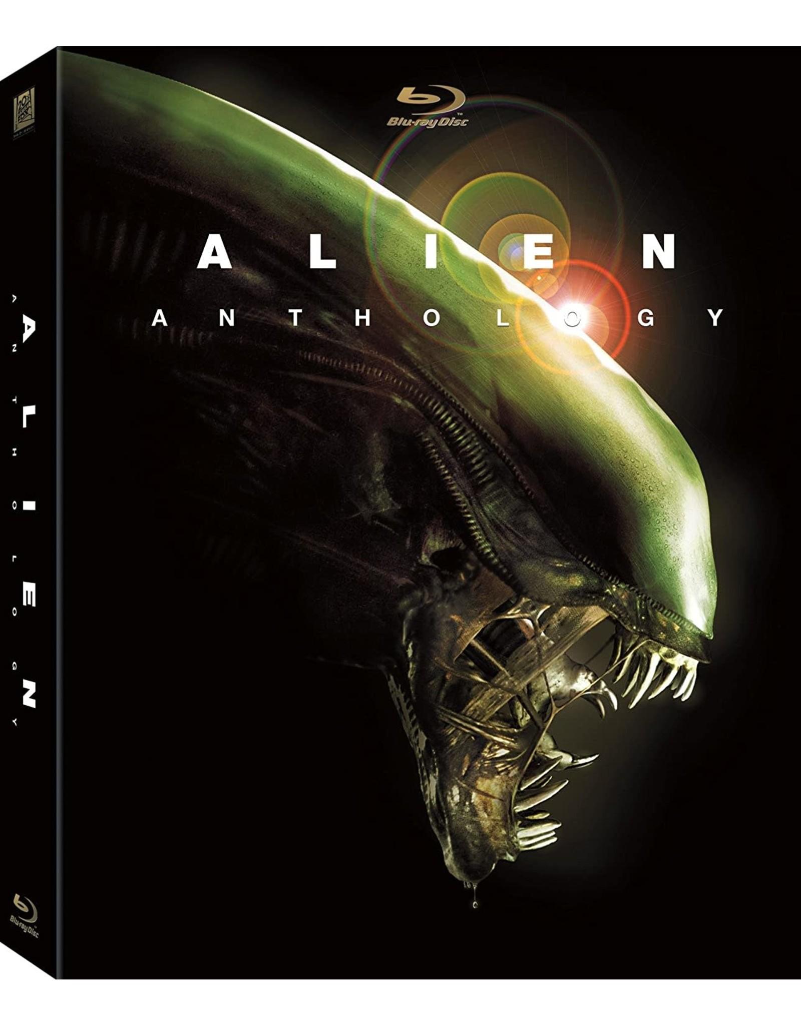 Horror Cult Alien Anthology