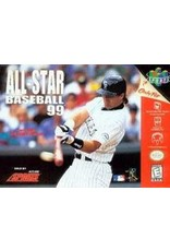 Nintendo 64 All-Star Baseball 99 (CiB)