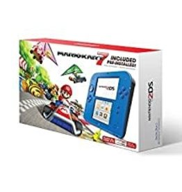 Nintendo 3DS Nintendo 2DS Mario Kart 7 Bundle (Boxed, GAME NOT INCLUDED)