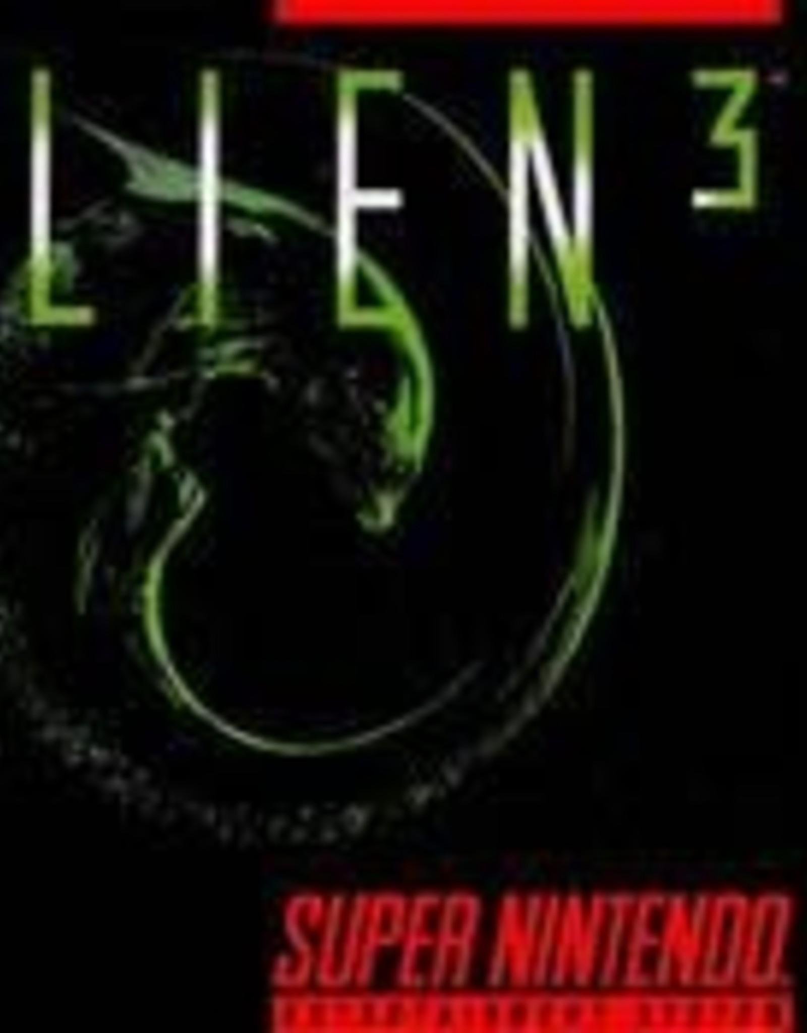 Super Nintendo Alien 3 (Cart Only)