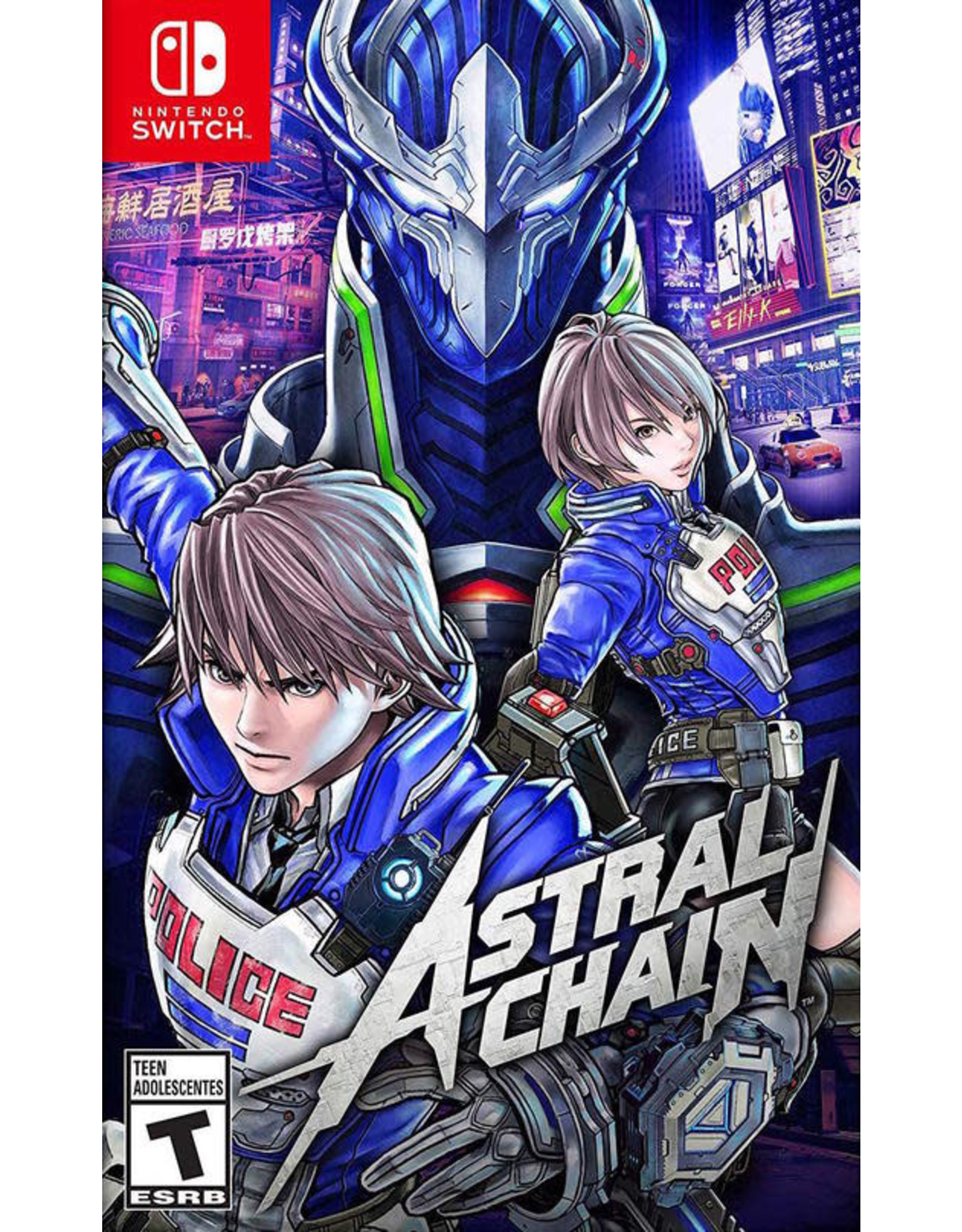 Nintendo Switch Astral Chain (Used)