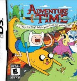 Nintendo DS Adventure Time: Hey Ice King (Cart Only)