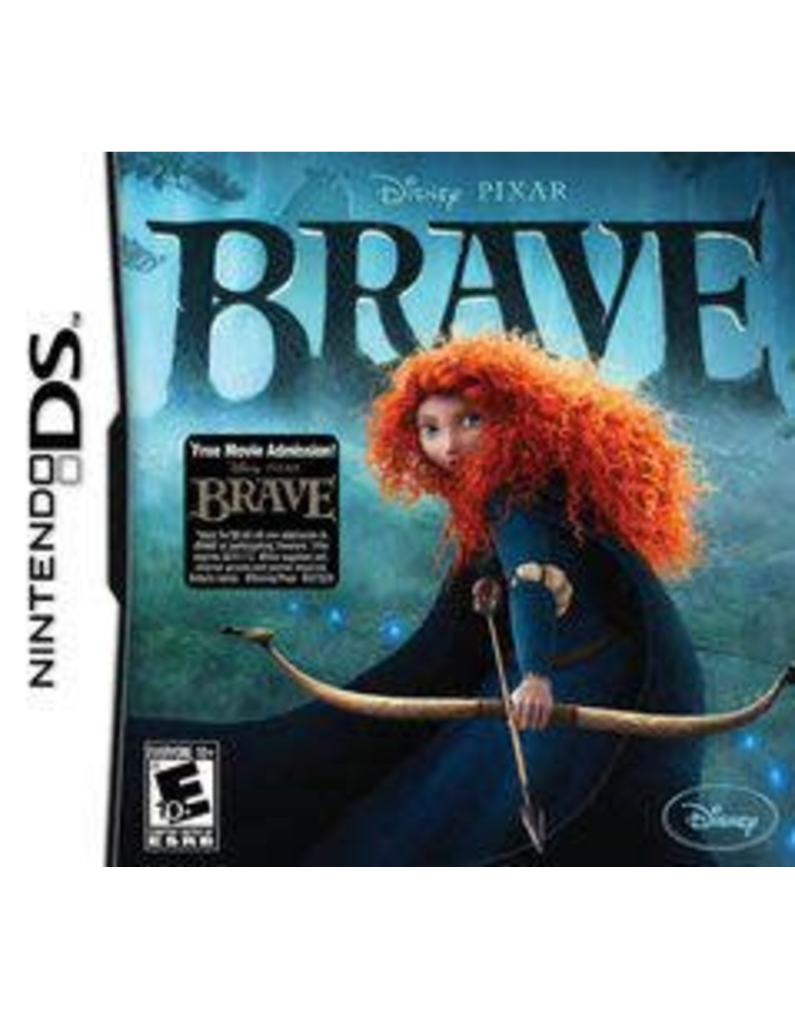 Nintendo DS Brave The Video Game (Cart Only)