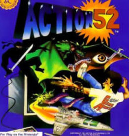 NES Action 52 (Cart Only, No Label)