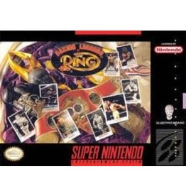 Super Nintendo Boxing Legends Of The Ring (Cart Only)