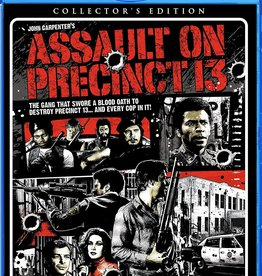 Horror Cult Assault on Precinct 13 Collector's Edition (USED)