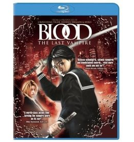 Horror Cult Blood the Last Vampire (USED)