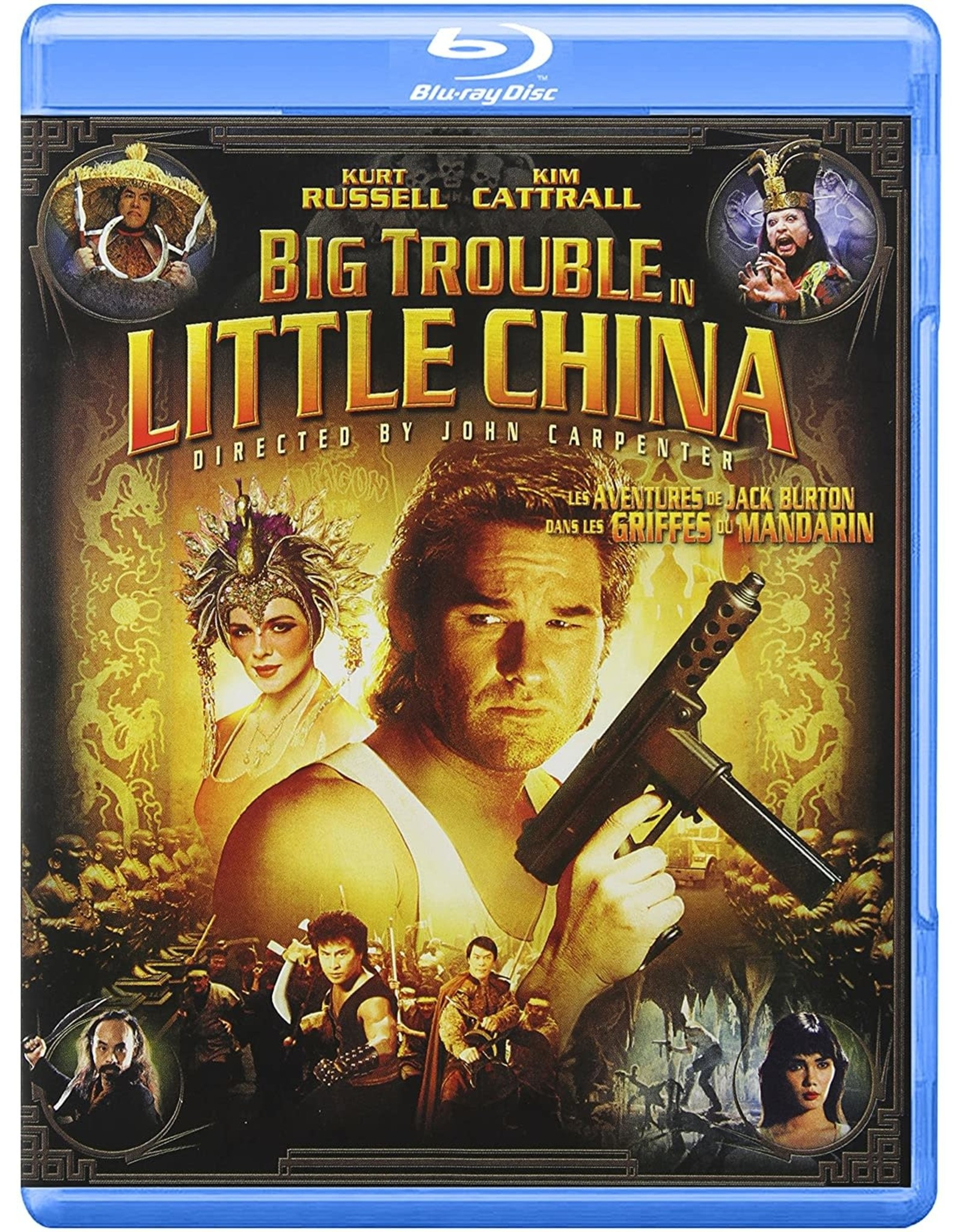 Horror Cult Big Trouble In Little China