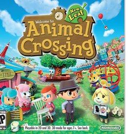 Nintendo 3DS Animal Crossing: New Leaf (CiB)