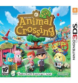 Nintendo 3DS Animal Crossing: New Leaf (CiB)