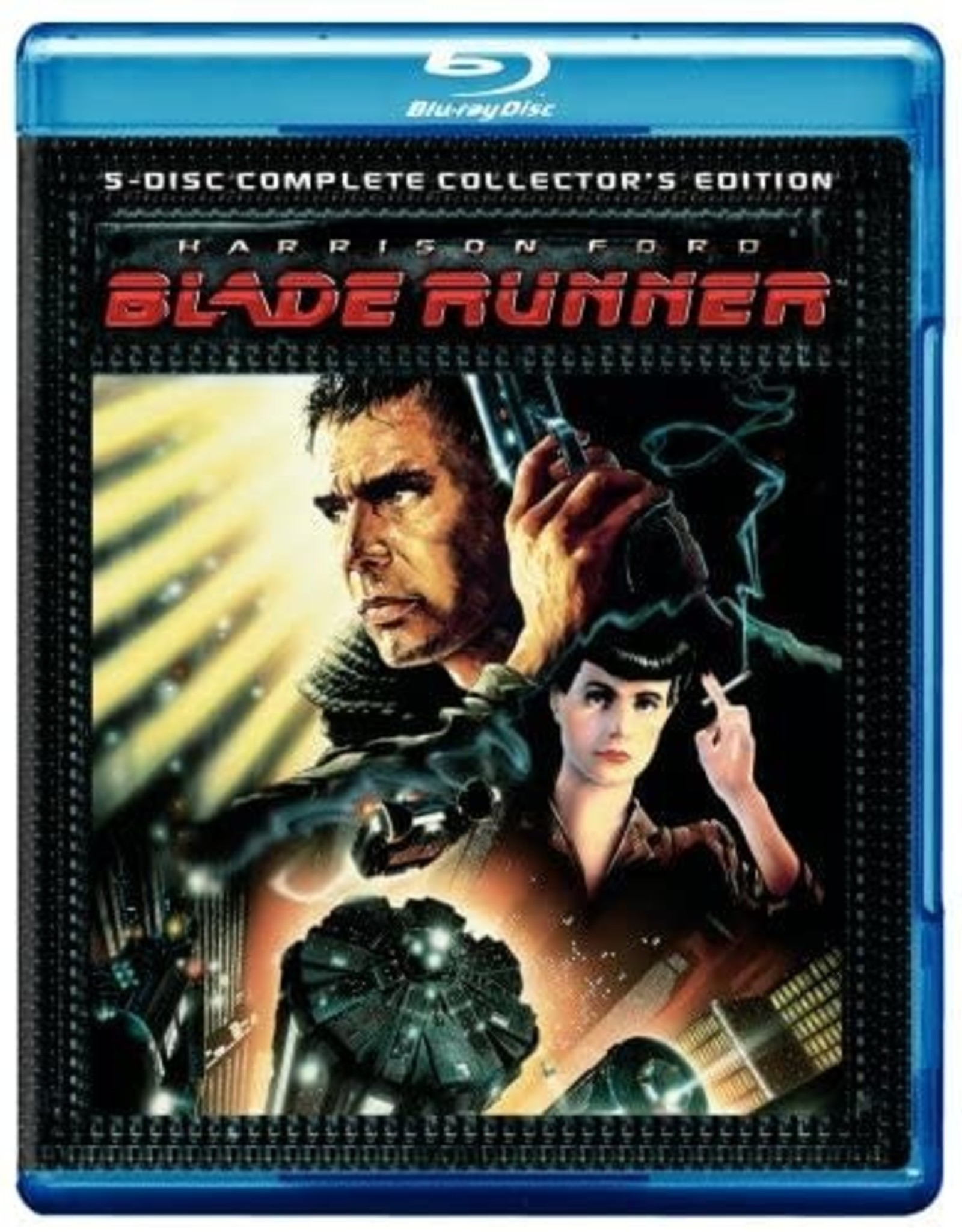 Cult and Cool Blade Runner 5-Disc Complete Collector's Edition (Brand New)