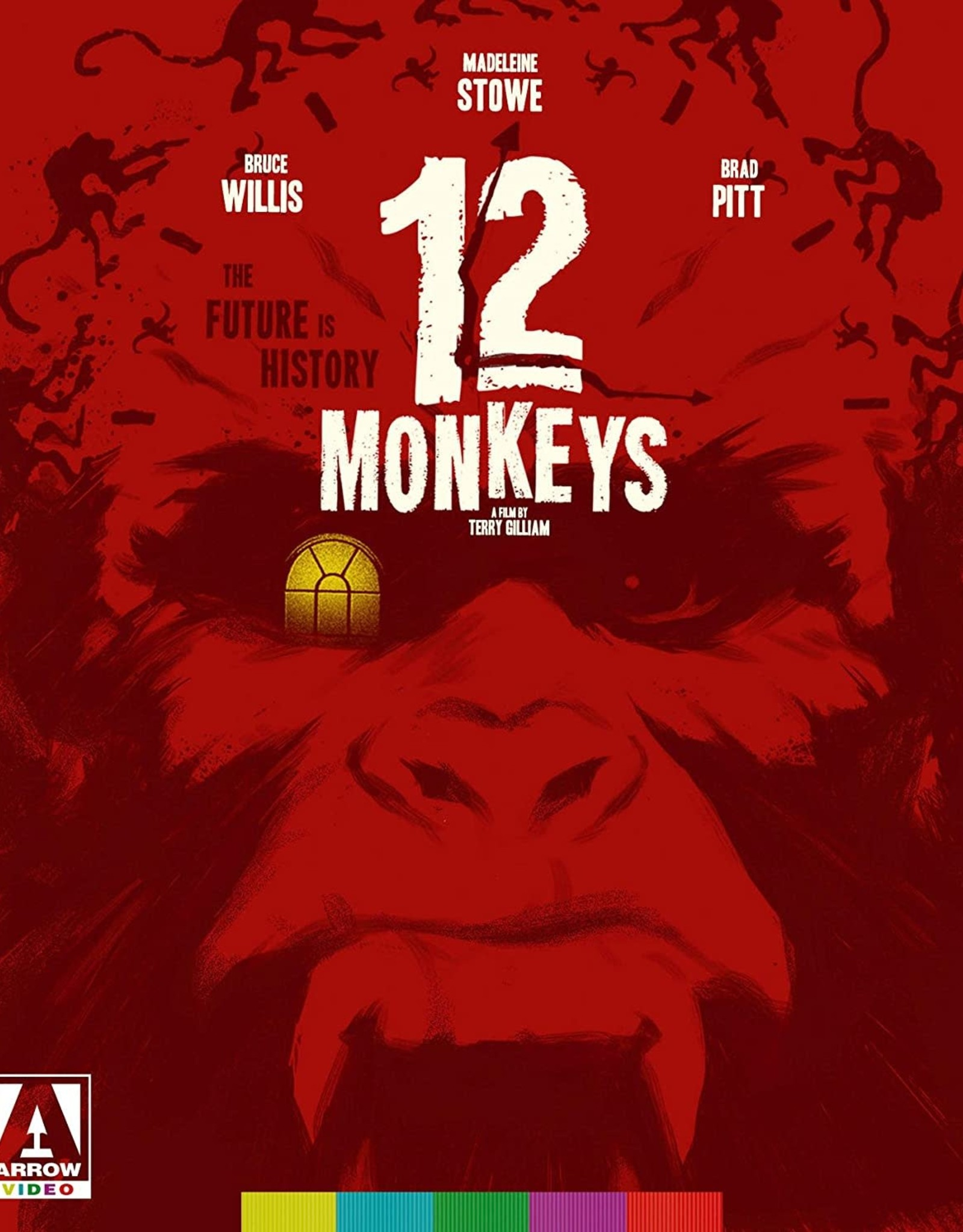 Horror Cult 12 Monkeys Arrow Video with Slipcover (USED)