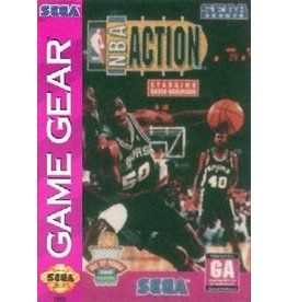 Sega Game Gear NBA Action (Cart Only)