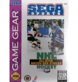 Sega Game Gear NHL All-Star Hockey (Cart Only)