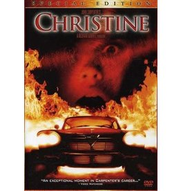 Horror Cult Christine (Brand New)