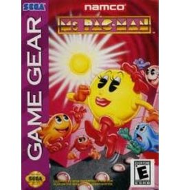 Sega Game Gear Ms Pac Man (Cart Only)
