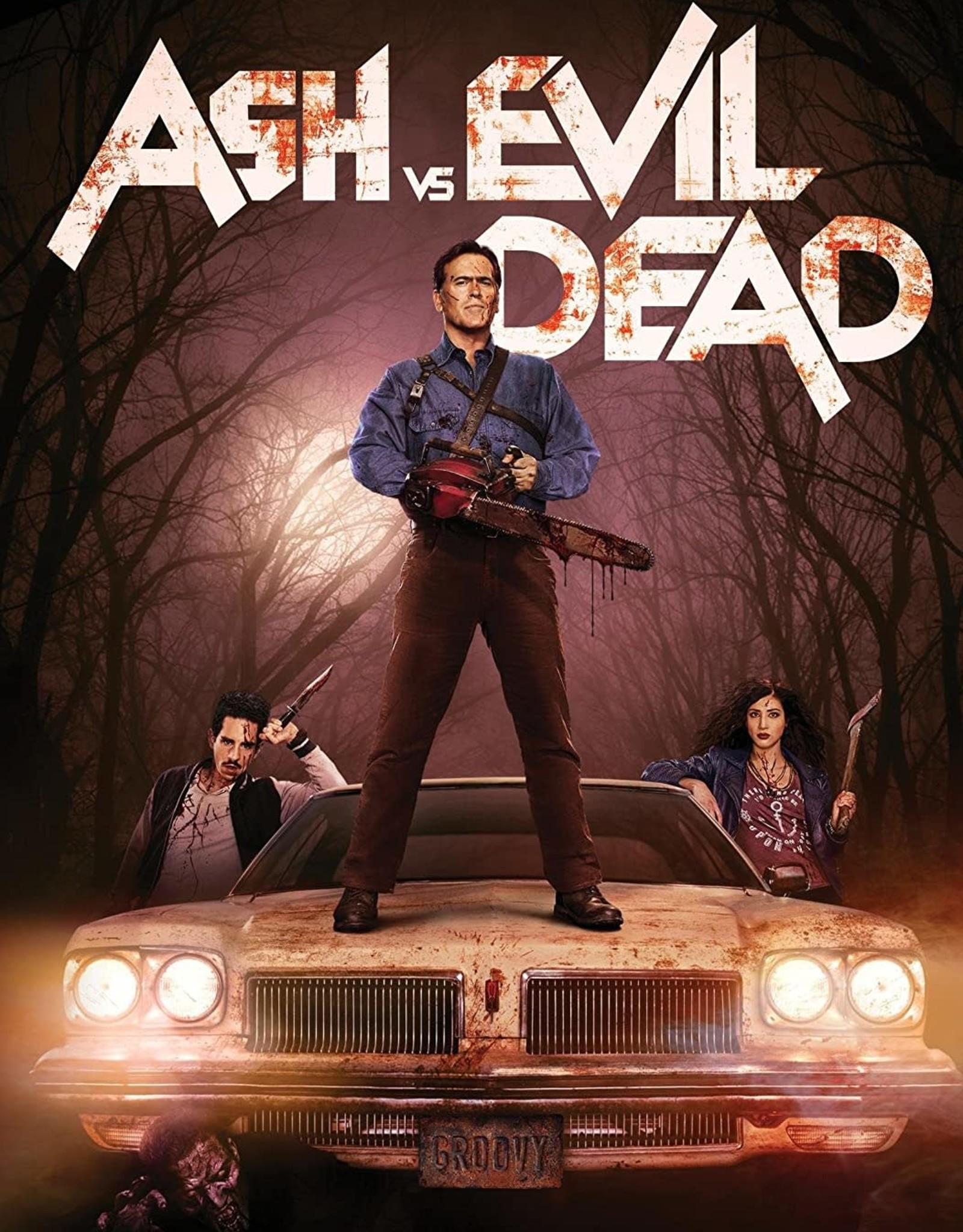 Horror Cult Ash vs Evil Dead Season 1 (USED)
