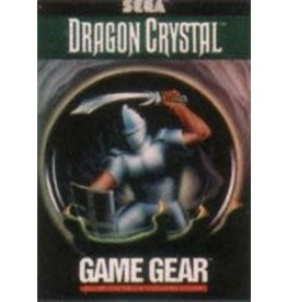 Sega Game Gear Dragon Crystal (Cart Only)