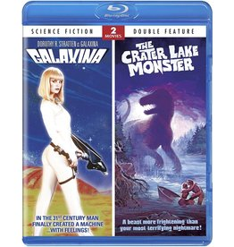 Cult and Cool Galaxina / Crater Lake Monster (USED)