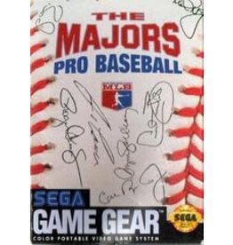 Sega Game Gear Majors Pro Baseball (Cart Only)