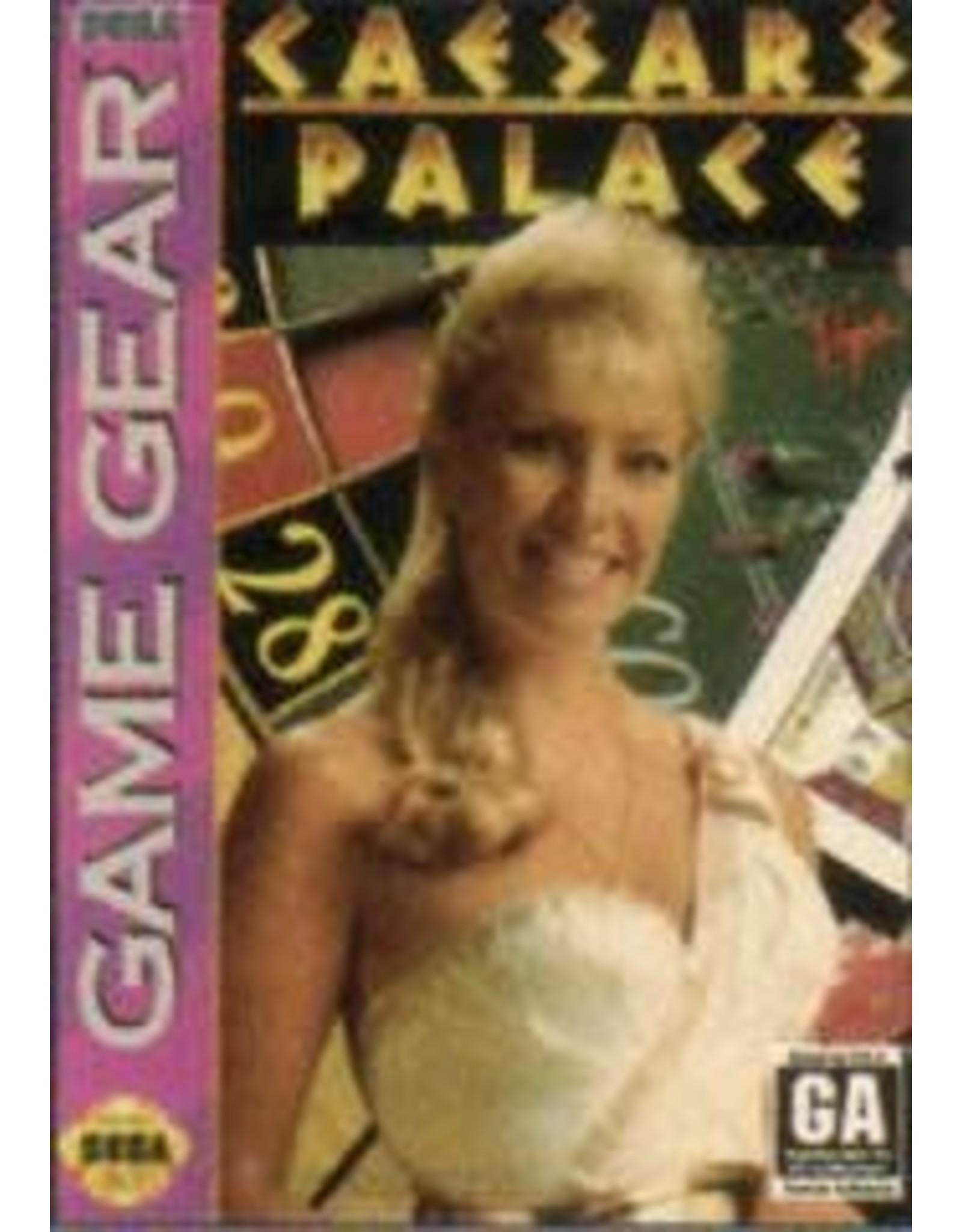 Sega Game Gear Caesar's Palace (Cart Only)