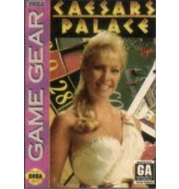 Sega Game Gear Caesar's Palace (Cart Only)