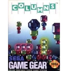 Sega Game Gear Columns (Cart Only)