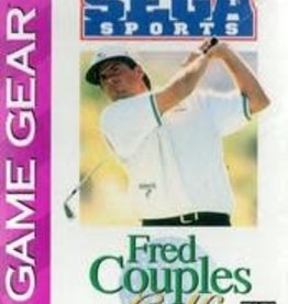 Sega Game Gear Fred Couples Golf (Cart Only)