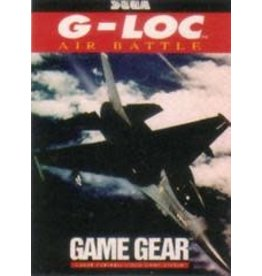 Sega Game Gear G-LOC Air Battle (Cart Only)
