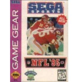 Sega Game Gear NFL 95 (Cart Only, Damaged Label)