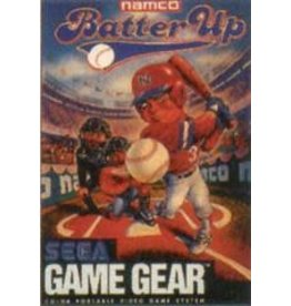 Sega Game Gear Batter Up (Cart Only)
