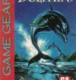 Sega Game Gear Ecco The Dolphin (Cart Only)