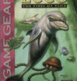 Sega Game Gear Ecco the Tides of Time (Cart Only)