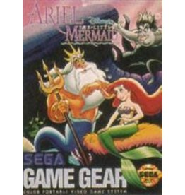 Sega Game Gear Ariel the Little Mermaid (Cart Only)