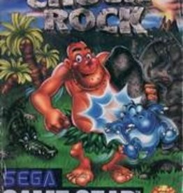 Sega Game Gear Chuck Rock (Cart Only)