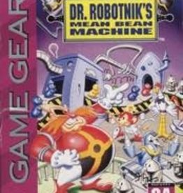 Sega Game Gear Dr Robotnik's Mean Bean Machine (Cart Only)