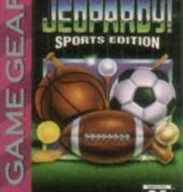 Sega Game Gear Jeopardy Sports Edition (Cart Only)