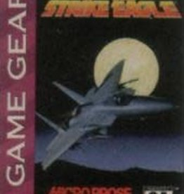 Sega Game Gear F-15 Strike Eagle (Cart Only)