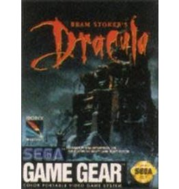 Sega Game Gear Bram Stoker's Dracula (Cart Only)