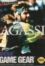 Sega Game Gear Andre Agassi Tennis (Cart Only)