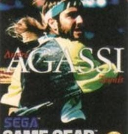 Sega Game Gear Andre Agassi Tennis (Cart Only)