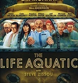 Criterion Collection The Life Aquatic 2-Disc Edition