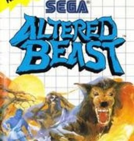 Sega Master System Altered Beast (CIB)