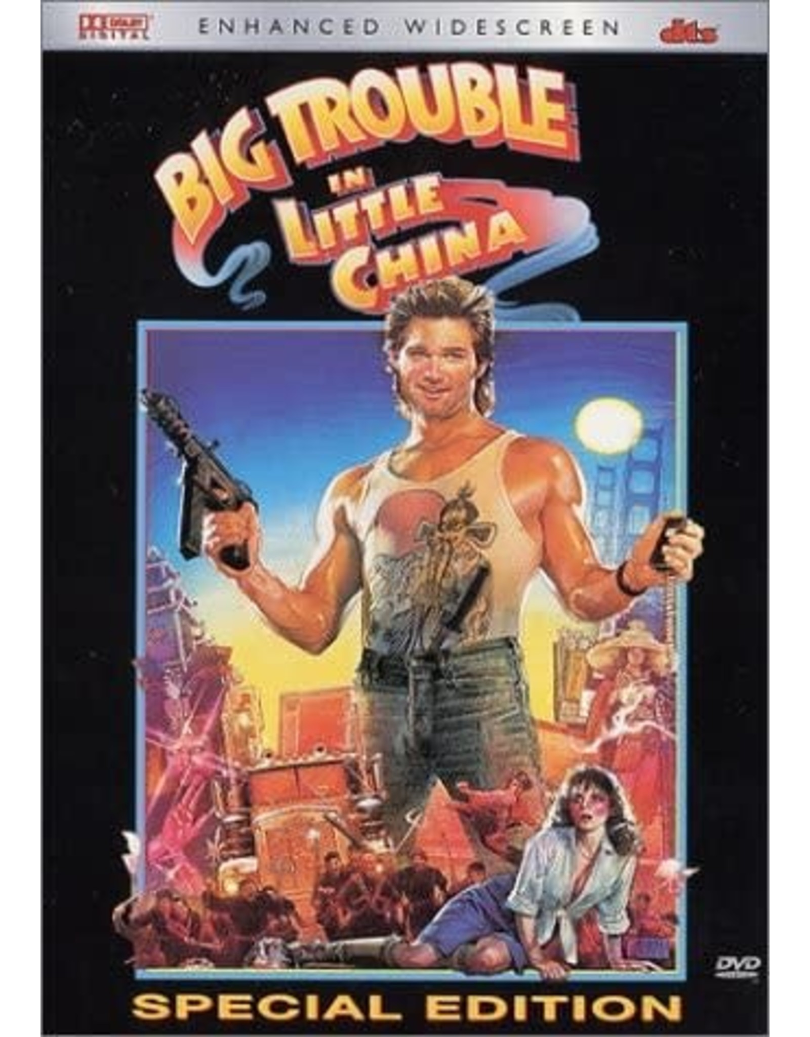 Horror Cult Big Trouble In Little China Special Edition (USED)