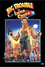 Horror Cult Big Trouble In Little China (USED)
