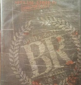 Horror Cult Battle Royale Special Edition Director's Cut Korean Import (USED)